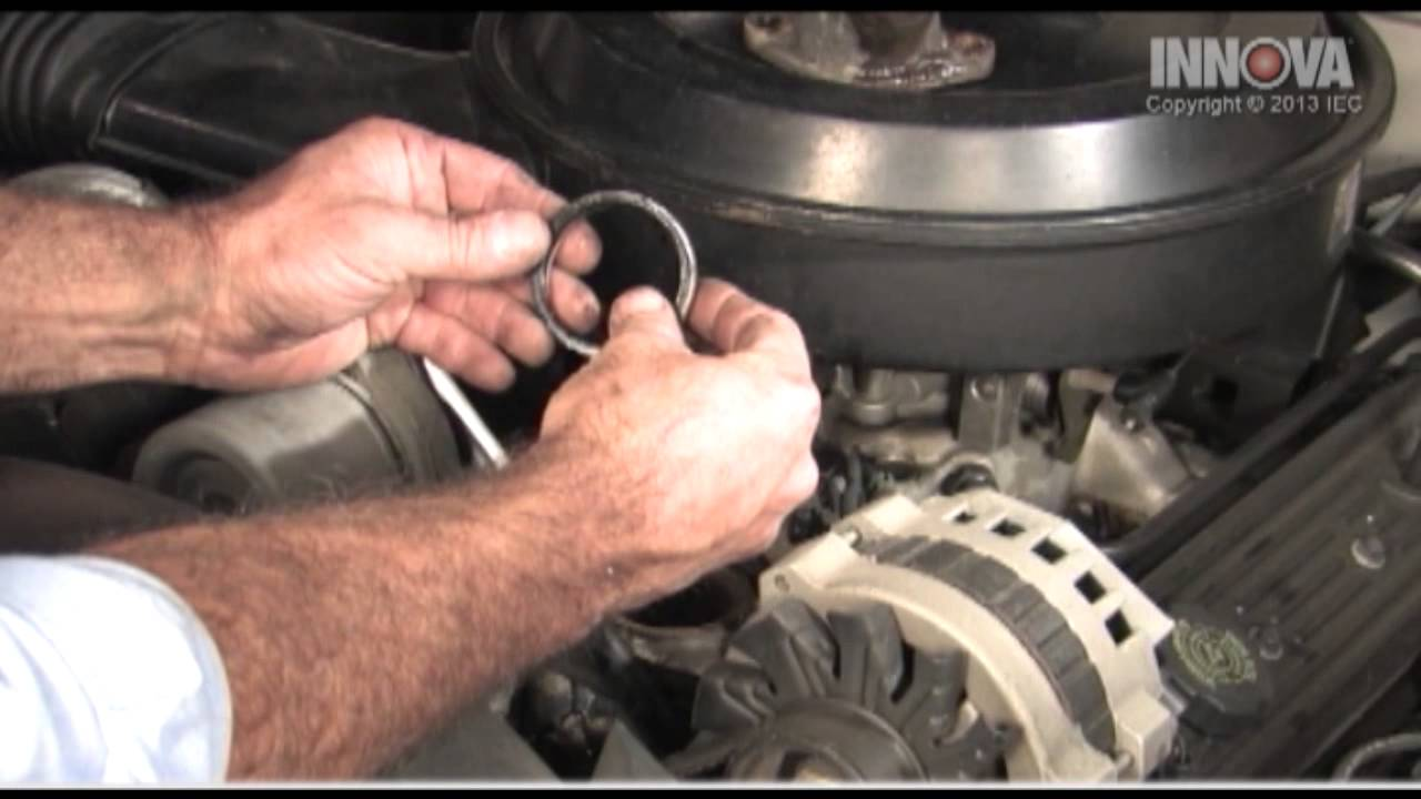 how to change thermostat and gasket - 1995 chevy suburban