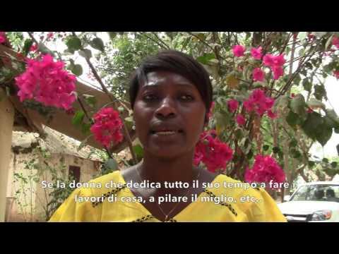 SENEGAL con LVIA: la donna, motore dello sviluppo