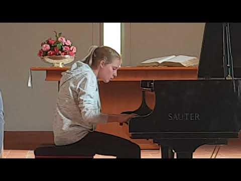 Laura //   Variazioni su Tema di Paganini (I. Berkovich)