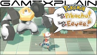 Melmetal's Reveal in Pokémon Let's Go Pikachu & Eevee - Impressions DISCUSSION