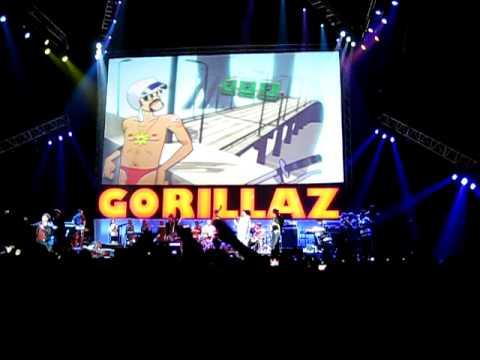 Gorillaz - get the cool shoe shine @ HMH Amsterdam