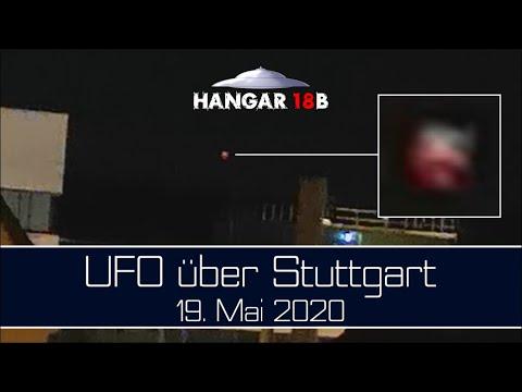 UFO über Stuttgart - 19. Mai 2020