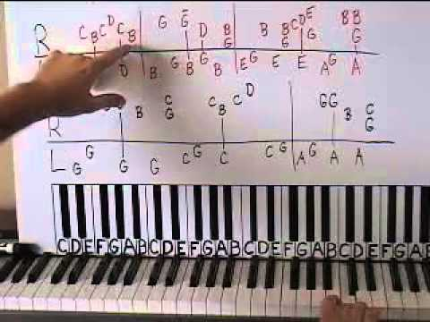 100 Years Piano Lesson Part 1 Five for Fighting