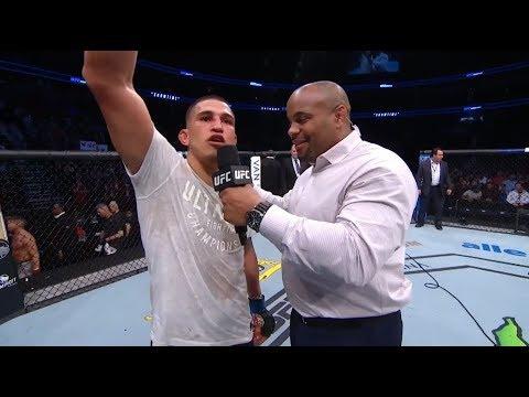 UFC Nashville: Anthony Pettis Octagon Interview