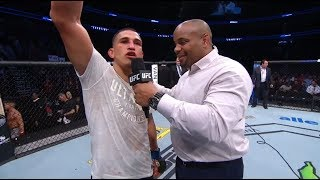 UFC Nashville: Anthony Pettis Octagon Interview