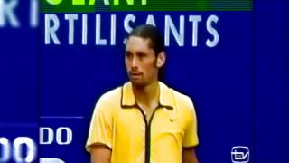 Marcelo Rios   Top 10 Unbelievable Points HD