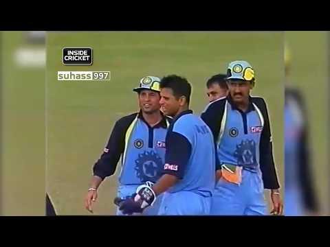 Jayasuriya cuts loose - Atrocious fielding by India!