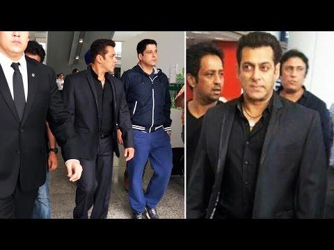 Salman Khan's GRAND WELCOME In Hong Kong - Dabangg Tour 2017
