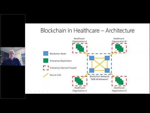 Healthcare Blockchain Architecture