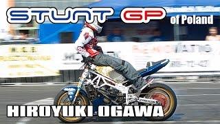 Hiroyuki Ogawa - Japan - StuntGP 2014