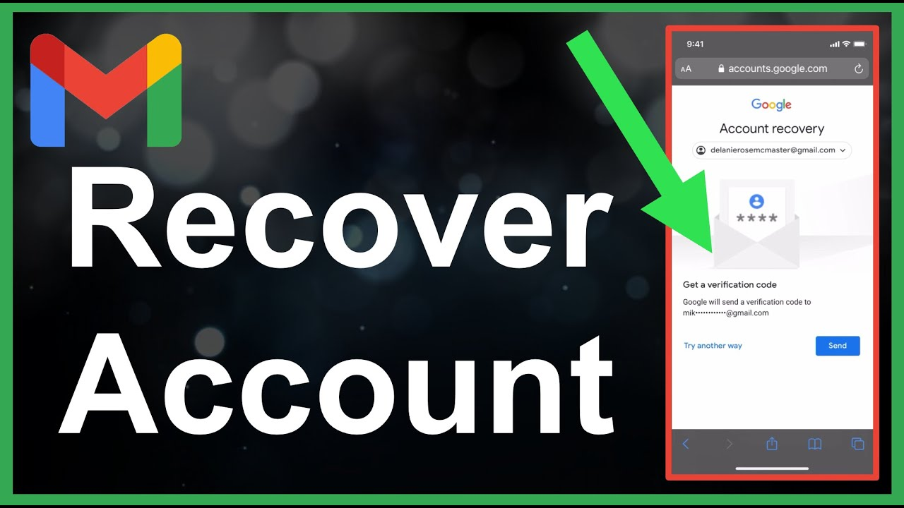 How to Recover Your Gmail Account