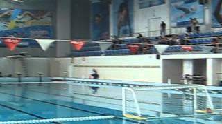 Днепродзержинск Открытие чемпионата по водному поло