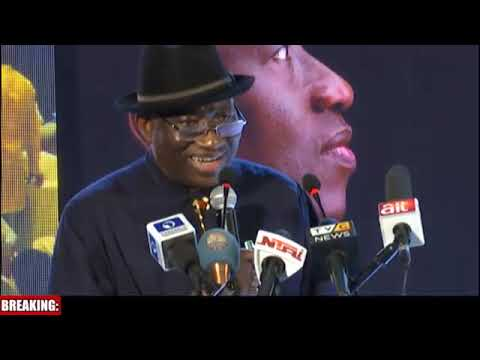 Full Story: How PDP Governors, Ministers And Senators BETRAY Me . Goodluck Jonathan