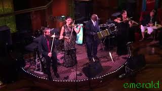 Carnival Liberty 2018 - What a wonderful world - Emerald Trio and Allan G