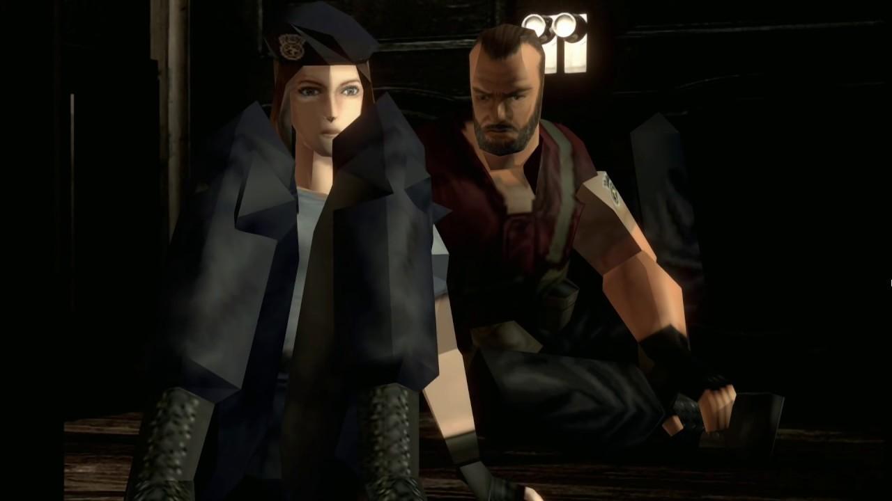 Resident Evil Remastered MOD [1996 Voice Acting + Models]