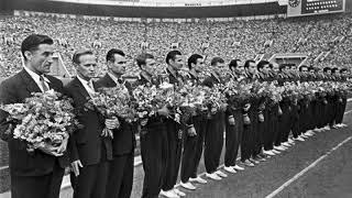 На нас молилась вся Франция 60 лет победе сборной СССР на чемпионате Европы по футболу