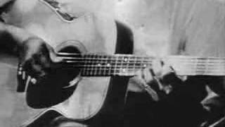"Big Bill Broonzy plays ""Hey Hey"""