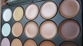 Обзор покупок #14 Aliexpress Палитра консиллеров и обруч  Золотая веточка - Видео от Beauty Shopping