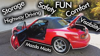 Should YOU Daily Drive a Miata? [Watch BEFORE You Buy One!]