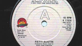 Do you love me? - Patti Austin