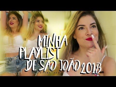 MINHA PLAYLIST DE SÃO JOÃO