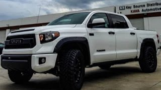 2018 Toyota Tundra Release Date Price And Specs