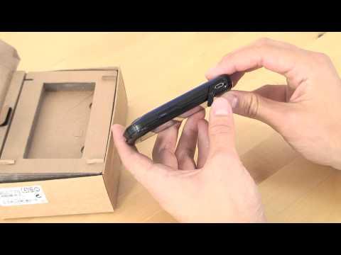 Samsung GT S7550 Blue Earth Test Erster Eindruck