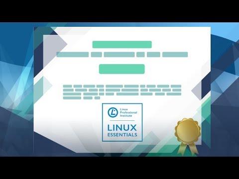 LPI Linux Essentials: Preparatório para a Certificação Mp3