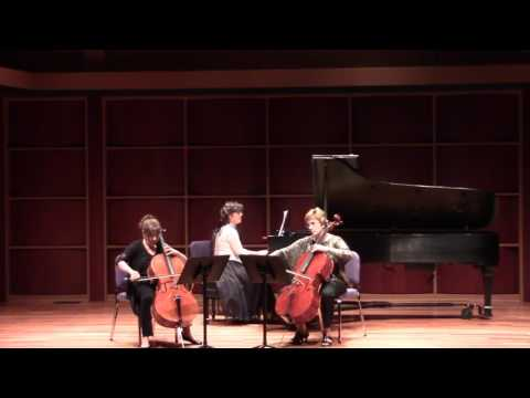 Prelude for Two Cellos and Piano by Dmitri Shostakovich