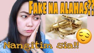 PANO MALALAMAN KUNG FAKE ANG ALAHAS MO | GOLD PLATED JEWELRY MARKINGS | Rosh Castillo