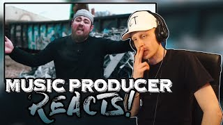 Music Producer Reacts to Crypt - BAD HABIT!!
