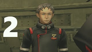 Eureka Seven Vol. 1: The New Wave Walkthrough Gameplay Part 2 - No Commentary (PS2) [1080p60]