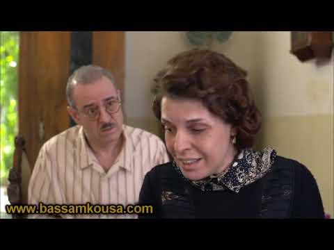 ضبوا الشناتي - نقاش خليل و زوجته حول لجوء خارج سوريا  - بسام كوسا و ضحى الدبس
