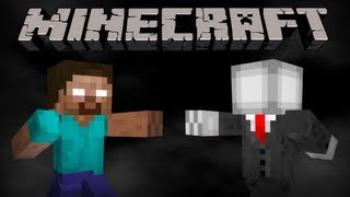 Repeat youtube video Herobrine vs Slenderman