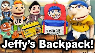 SML Movie: Jeffy's Backpack!