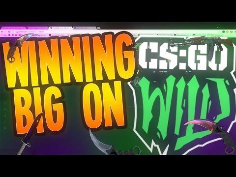 Csgo Wild Betting - $500+ WINS!