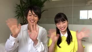 廣瀬智紀&川栄李奈「カレフォン」SPインタビュー!