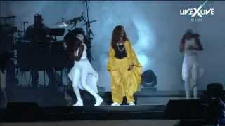 Rihanna - Bitch Better Have My Money Live At Rock in Rio 2015 - HD