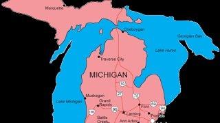 USA КИНО 15. Где хорошо жить в США? Почему мне понравился Мичиган.