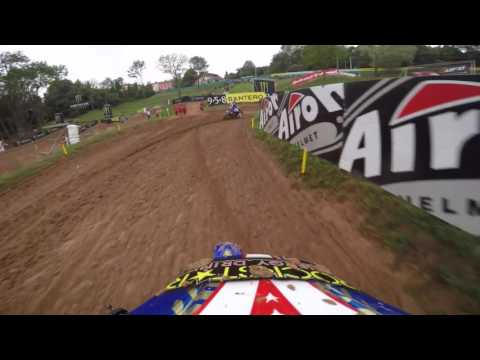 Motocross Video Alex Martin 1st Lap Maggiora