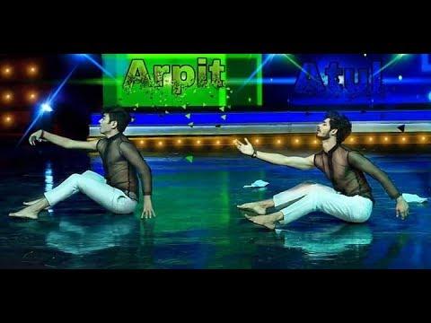 Hamari adhuri kahani Song || Perform By  Arpit & Atul || Luck By Dance Season 2 ||