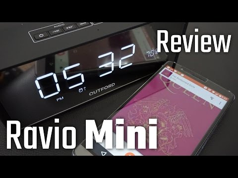 ravio-mini-bluetooth-speaker-and-clock---unboxing,-instructions,-and-review