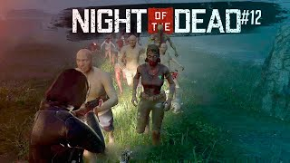 HORDA NO CHÃO (?) | NIGHT OF THE DEAD GAMEPLAY PT-BR | EP.12