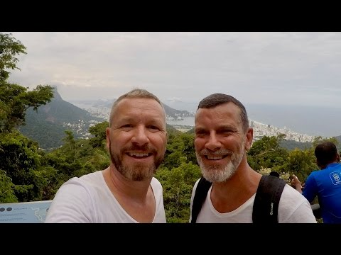 Rio de Janeiro Sights, Episode I / Brazil Travel Vlog #74 / The Way We Saw It