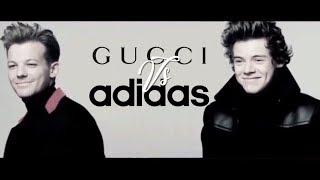 Gucci VS Adidas