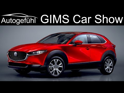 Geneva Motor Show Highlights Review Tour GIMS 2019 - Autogefühl