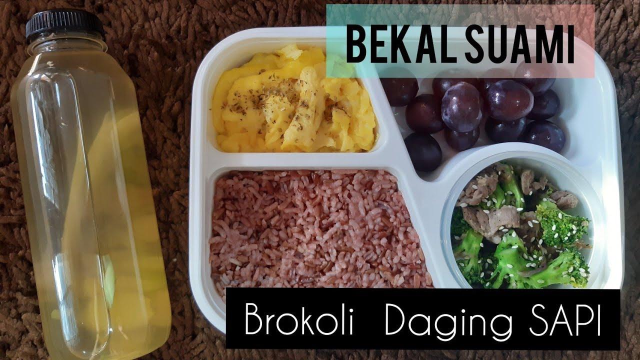 Resep Cah Brokoli Daging Sapi   Enak & Mudah - YouTube