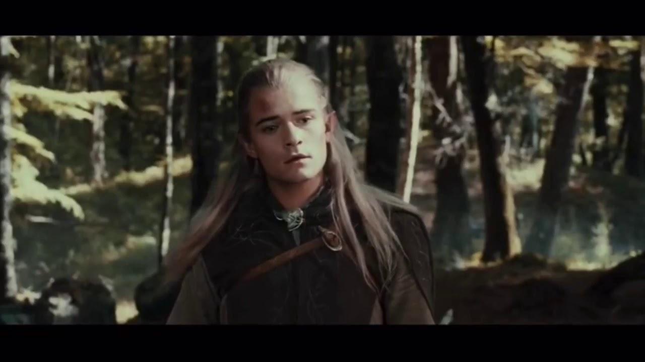 Legolas kills Boromir - YouTube