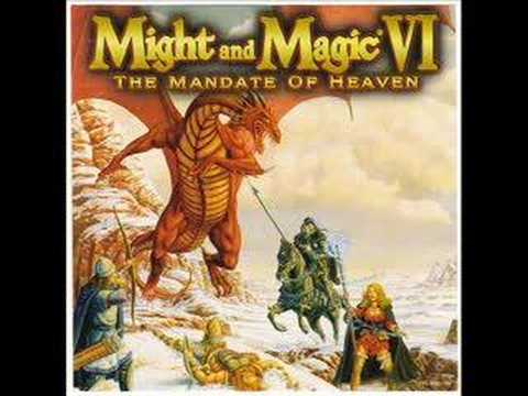 Might magic vi
