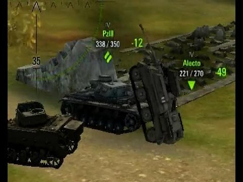 World Of Tanks Crash Tank Rage Pziii Rams Alecto At Siegfried Line Video Youtube